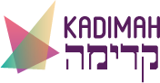 Kadimah Jewish Cultural Centre and National Library Logo