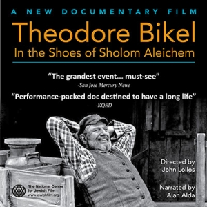 Film: Theodore Bikel: In the Shoes of Sholom Aleichem @ Kadimah | Elsternwick | Victoria | Australia