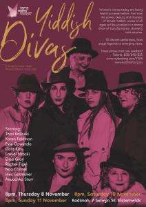 Yiddish Divas @ Kadimah | Elsternwick | Victoria | Australia