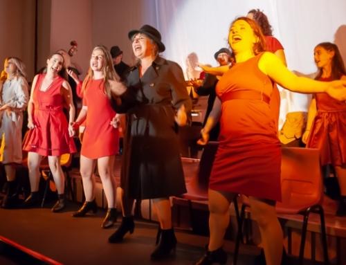 Review – Yiddish Divas