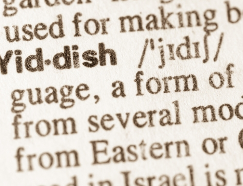 Yiddish Classes in Melbourne in 2019