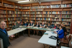 Monday Morning Yiddish Shmues and Study Group @ The Kadimah | Elsternwick | Victoria | Australia