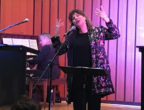 Yiddish Divas – Freydi Mrocki