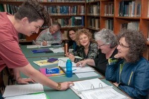 Yiddish Alef Thursday Term 1 2020 - Carlton @ Kathleen Syme Community Centre | Brunswick | Victoria | Australia