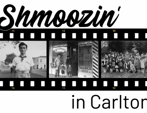 Shmoozin' In Carlton Videos